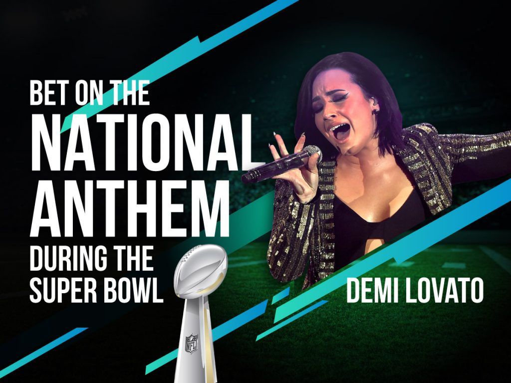 National Anthem Super Bowl Bet