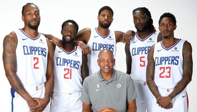 Clippers odds plummet