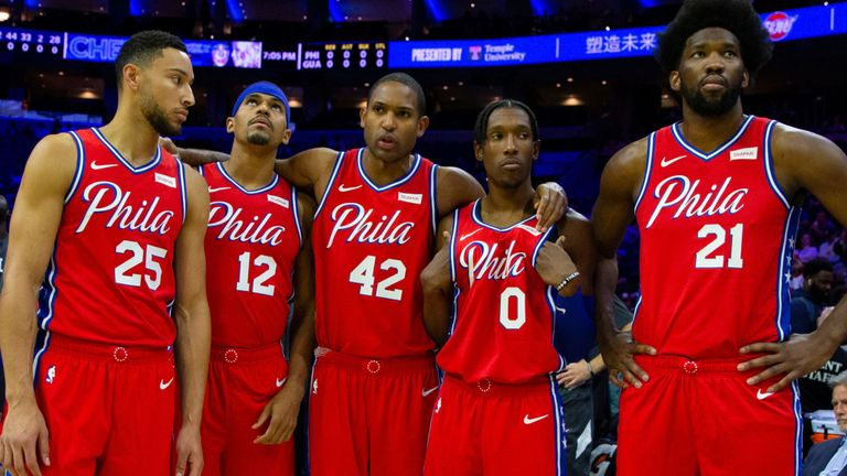 76ers odds to win the championship shorten