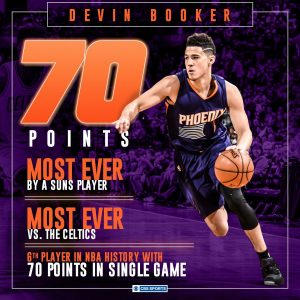 devin booker 70 point game
